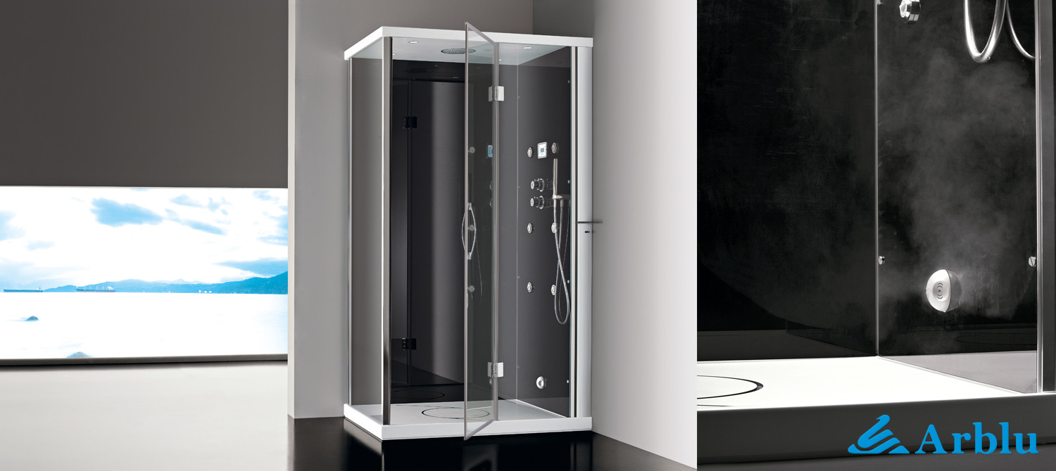 Multi Functional Shower Cabins