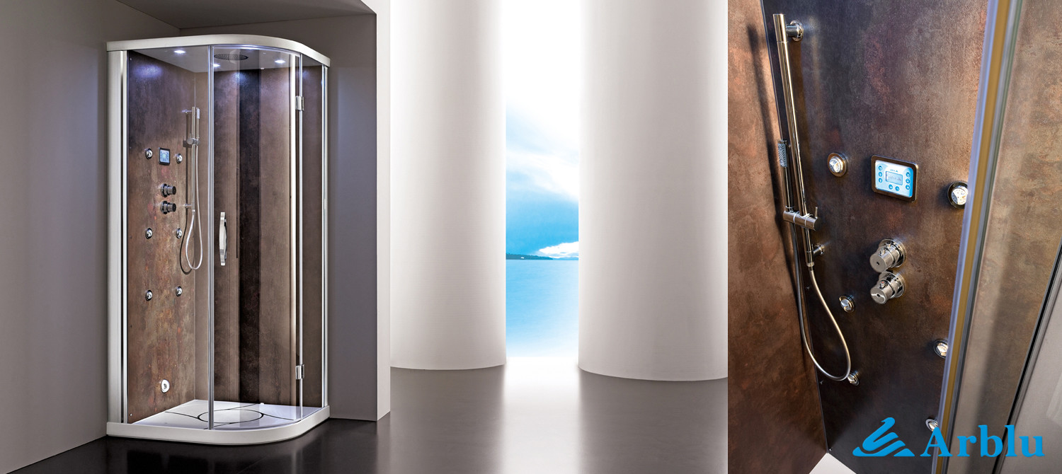 MULTIFUNCTIONAL SHOWER CABINS