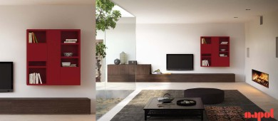 lounge wall system