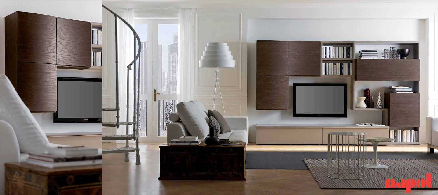 Contemporary and modern living room furniture