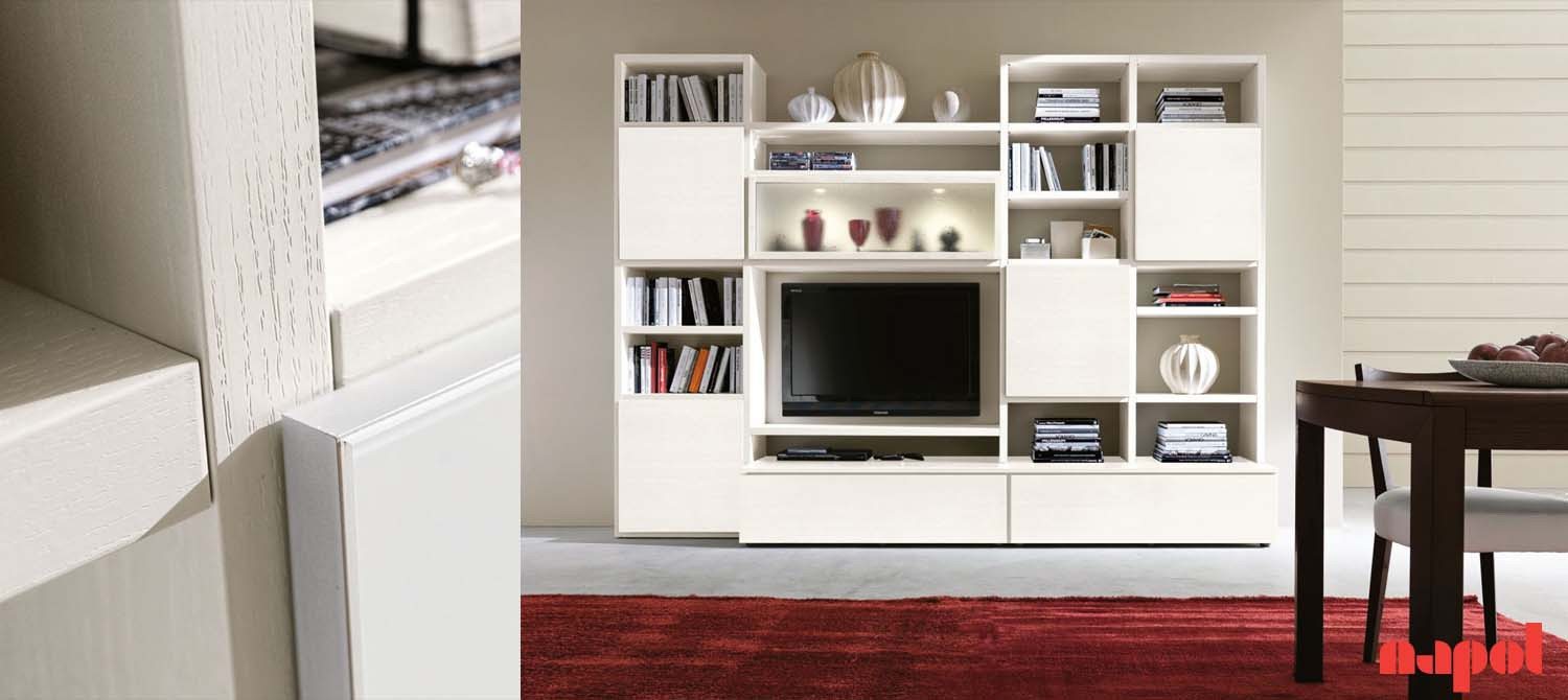 living room furniture wall system