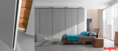 Gola Hinged Wardrobe NAPOL slider