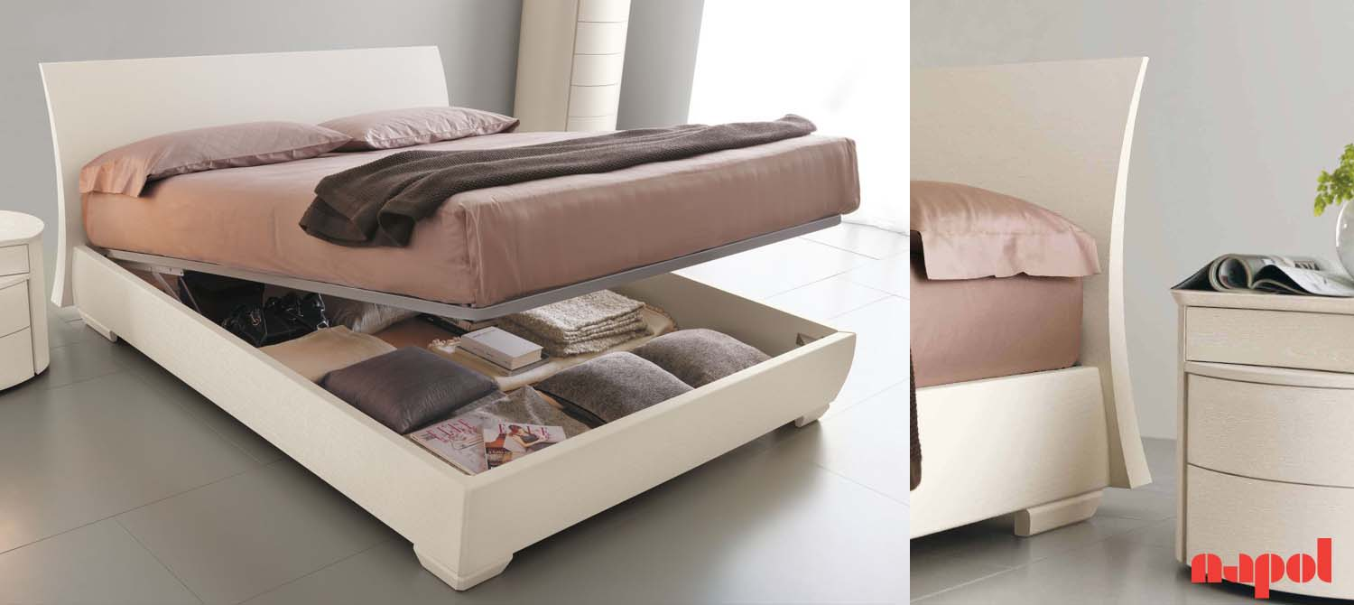 Magnus modern and contemporary design bed