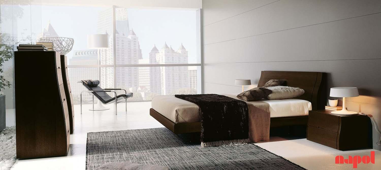 wooden bedroom suite