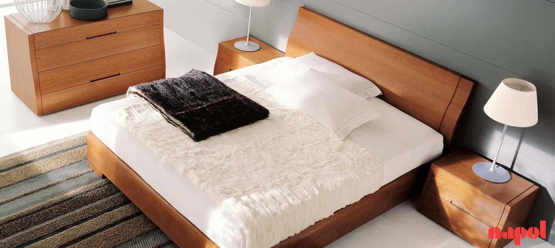 cherry wood bedroom suite