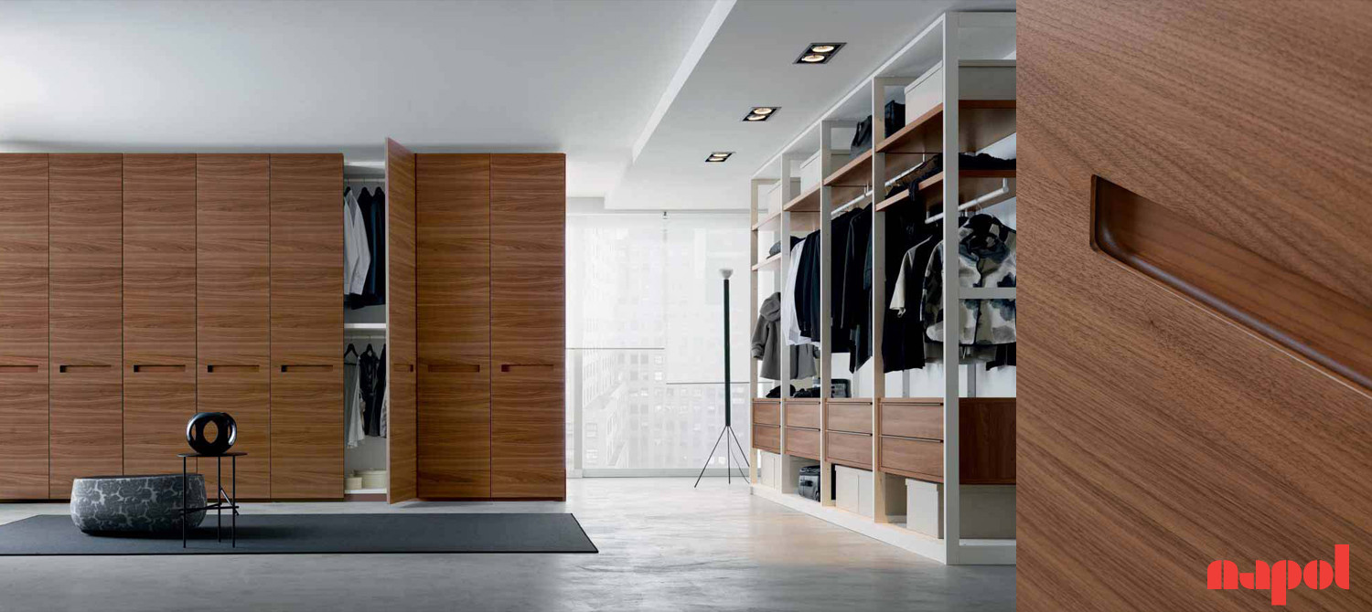 Orix Hinged Wardrobe