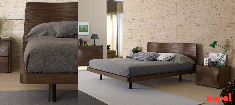 SARA 2 Bed NAPOL Slider