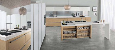 Smile Modern Kitchen