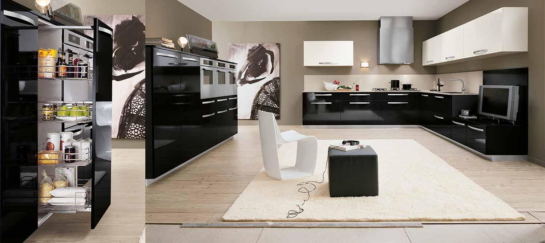 Smile Modern Kitchen
