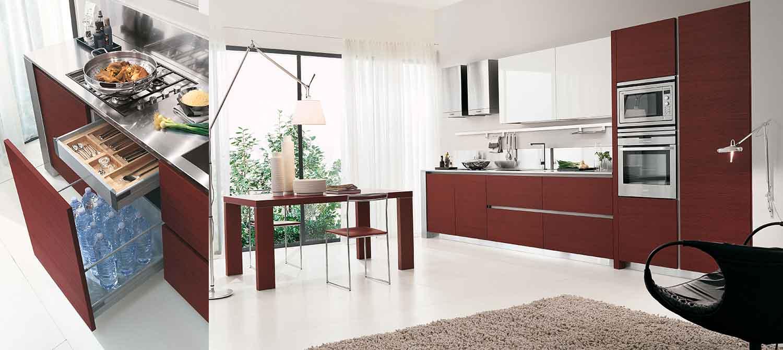 Smile Gola high-end imported Italian kitchen
