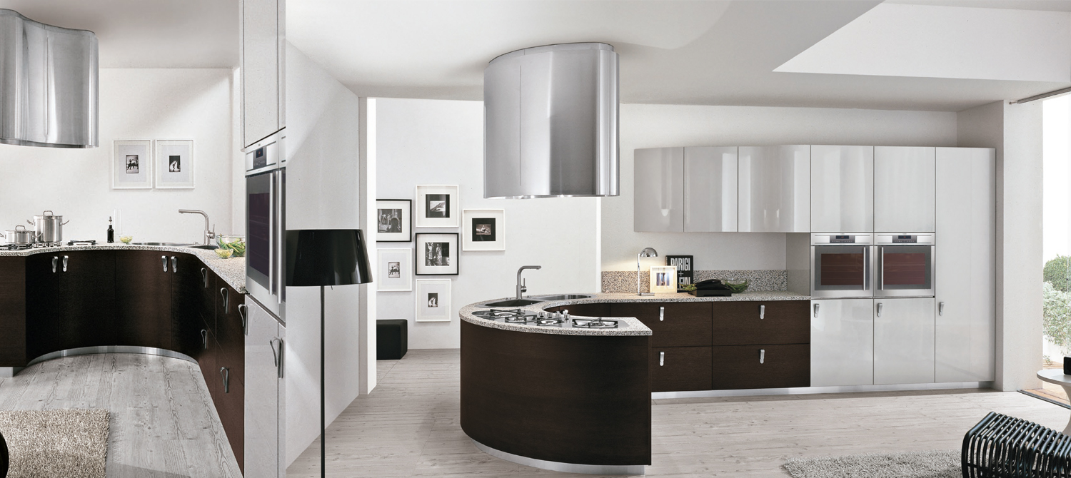 Imported Italian high-end kitchen