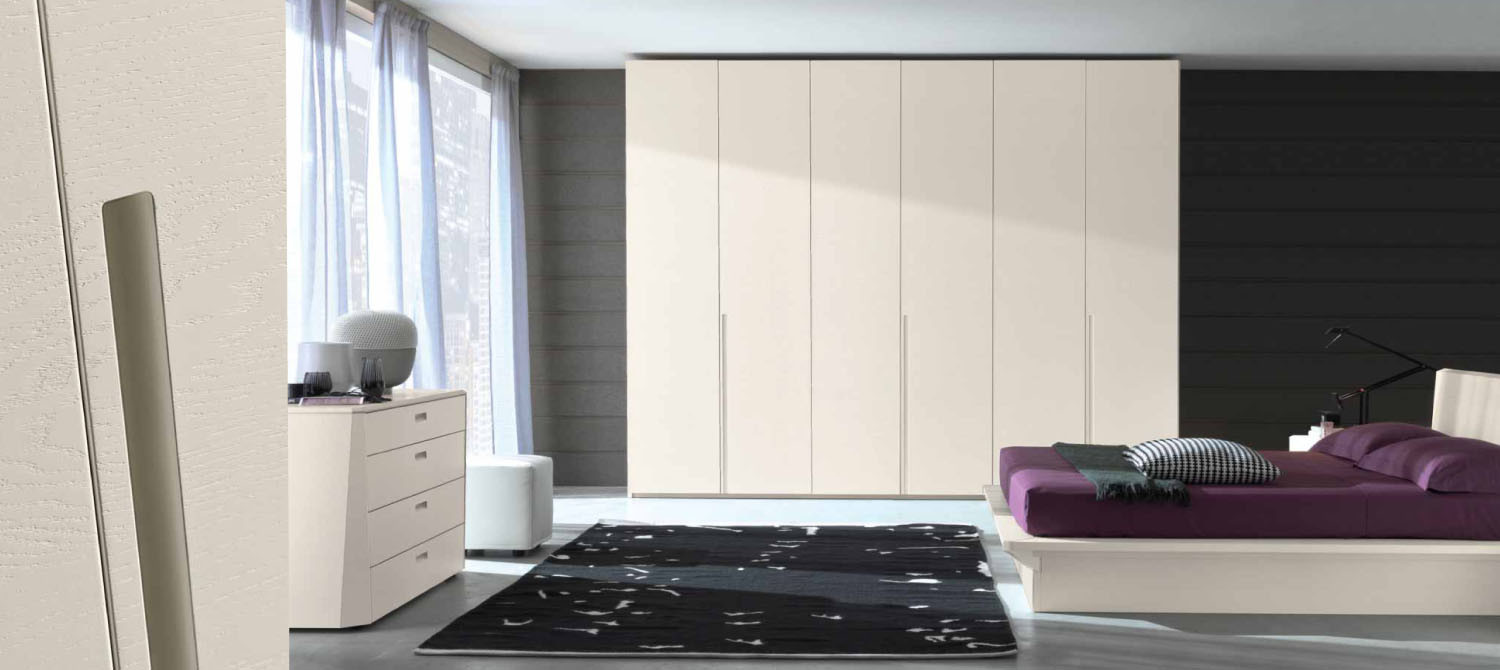 Vertix Hinged Wardrobe