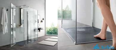 Arblu Trendy SHOWER TRAYS  Slider 1500 X 670 px