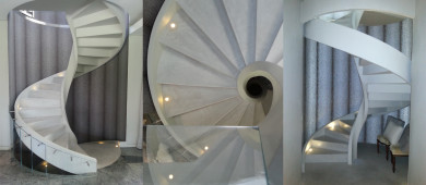 [metaslider id=2366] Helical Staircases