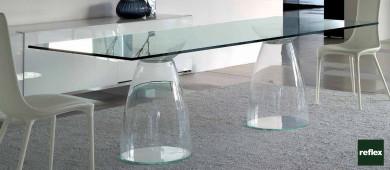 REFLEX Botero 72 Dinning Table Slider