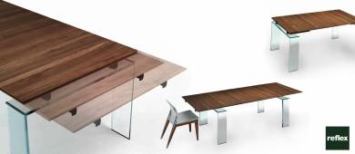 REFLEX Dardo e Legno Dinning Table Slider