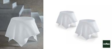 REFLEX Foulard H50 Side Table Slider