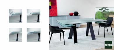 REFLEX Lem Fisso Dinning Table Slider