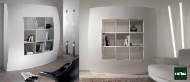 REFLEX Sfera Libreria Slider