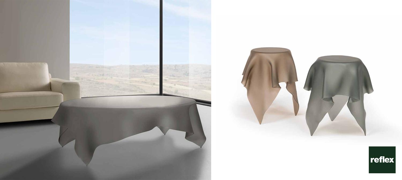 REFLEX Disegno 2014 Tavolini_Foulard Slider 1500 X 670px