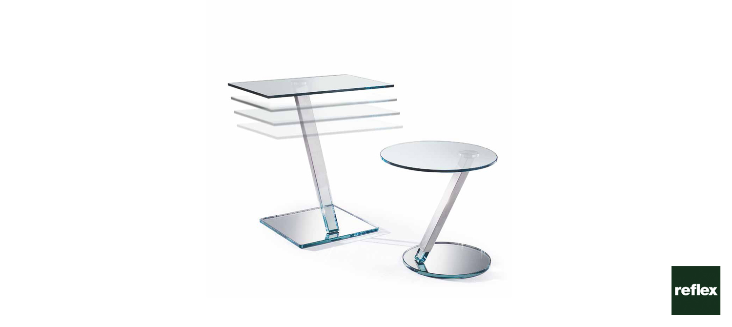 REFLEX UP-Down Side Table Slider