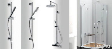 AGHA Move Shower Slider