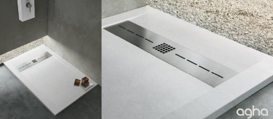 stone r shower base