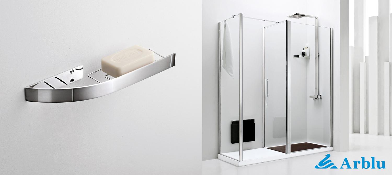 aqua shower accessories