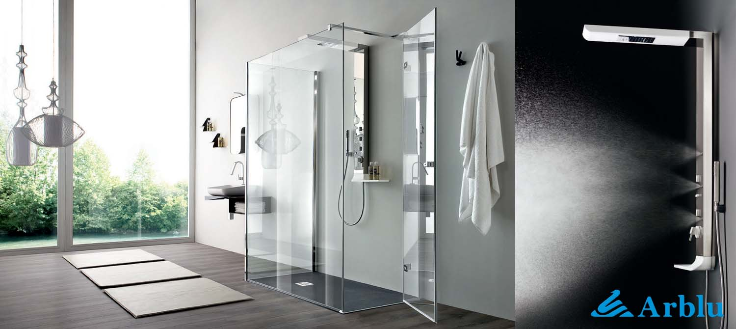 multi-functional Shower Column