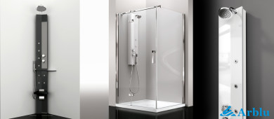 Arblu SHOWER COLUMNS Sole