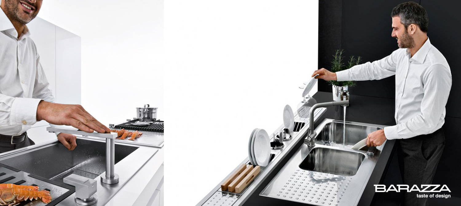 Barazza SINK Slider