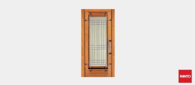 Panto Designer Doors Balmoral Slider