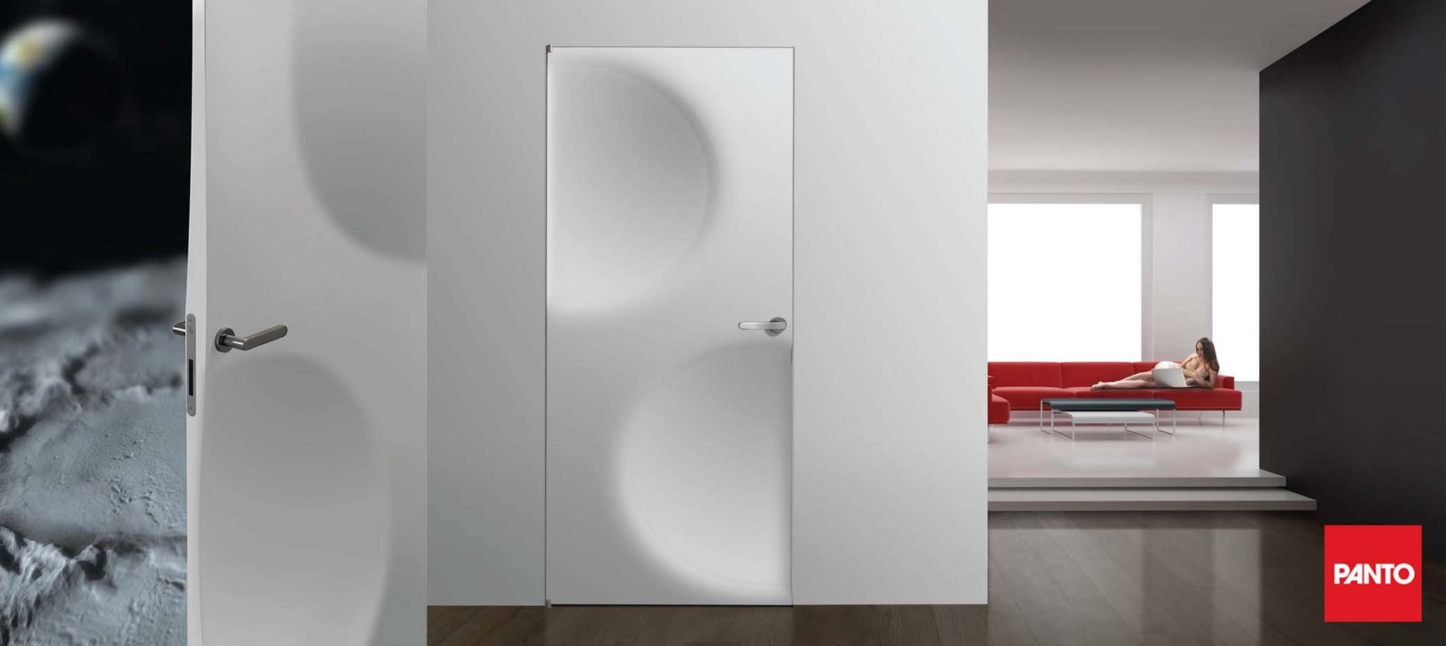 sfera internal designer doors