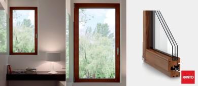 Magnum kappa triple glazed window