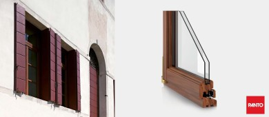 Panto Windows System BAROCCO Slider