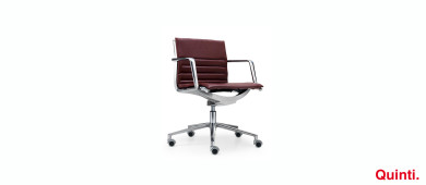 Quinti EXECUTIVE Aluminia Medium Slim Slider (3)