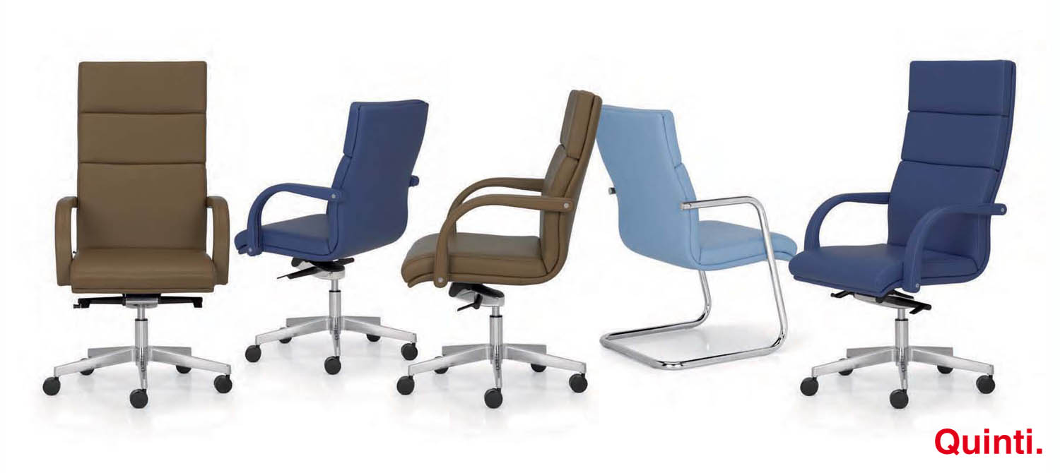 Quinti Senator Collection with Armrests Slider