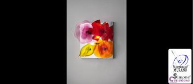 Simone Murano FLOWER applique