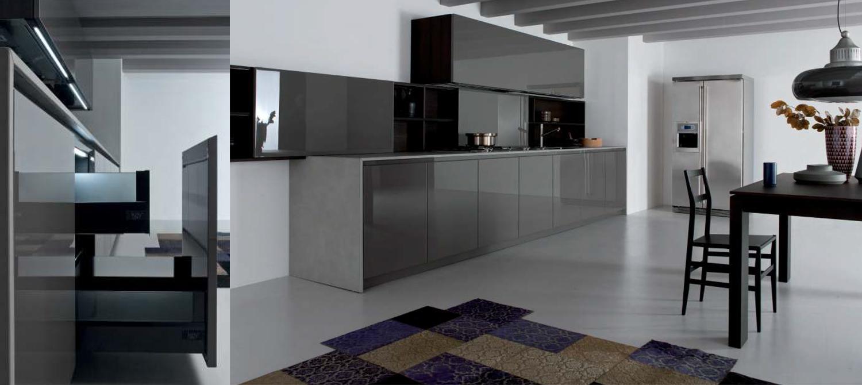 Arte elegant kitchen design