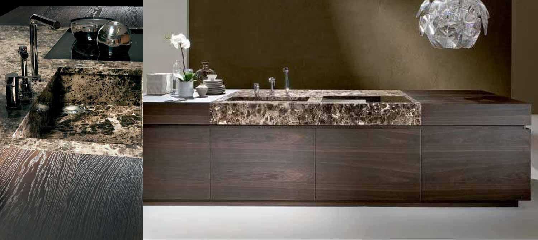 KU45 minimalist style kitchen