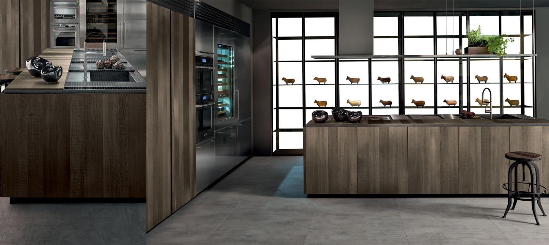 Scava Legno Kitchen