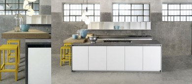 Glas Handless Kitchen